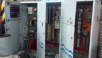 Modernizacja maszyn  Haj-Tech
